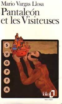 Pantaleòn et les visiteuses - Mario Vargas Llosa