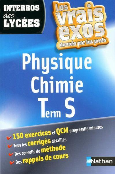 physique-chimie - terminale S - Collectif