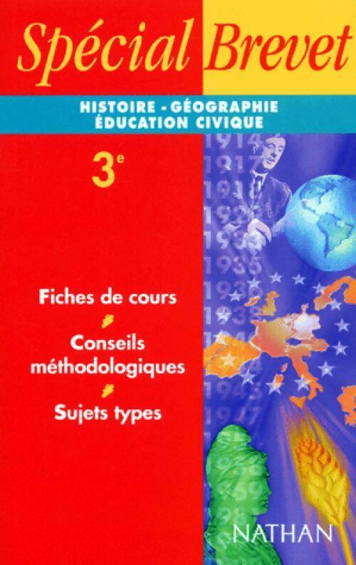 Histoire-Géographie-Education civique 3e - Véronique Paquet-Hocq