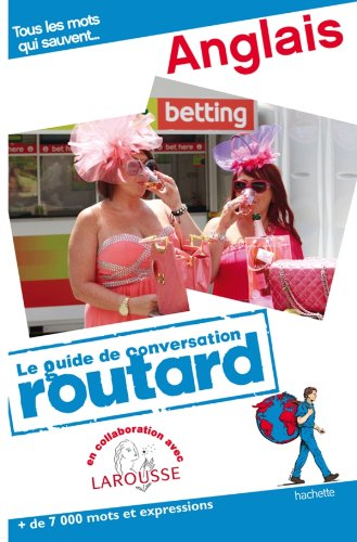 Guide du Routard Conversation Anglais - English phrasebook for French speakers (French Edition) - Martin Back