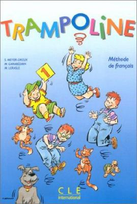 Trampoline 1 Textbook (English and French Edition) - Garabedian
