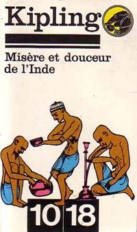 Misère et douceur de l'Inde - Rudyard Kipling