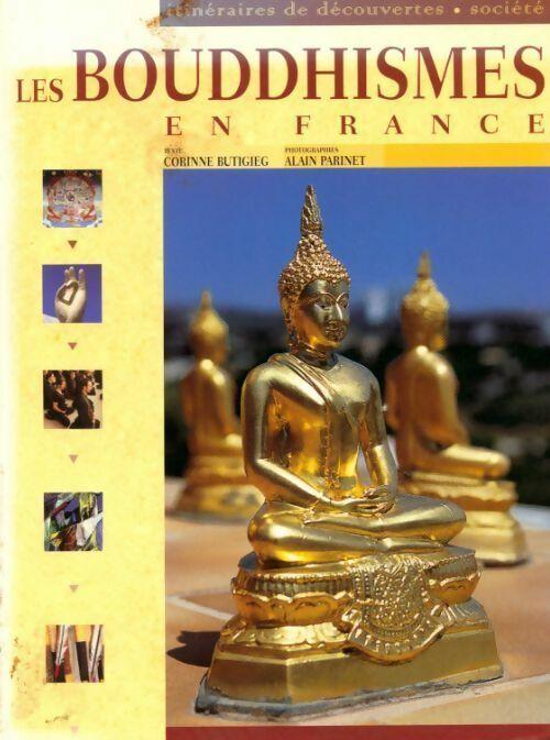 Les bouddhismes en France - Corinne Butigieg