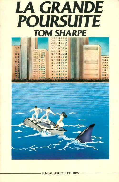 La grande poursuite - Tom Sharpe