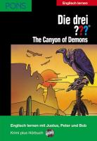PONS Die drei ??? The Canyon of Demons (The Three Investigators)