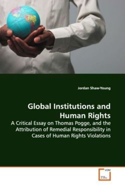 Global Institutions and Human Rights - Shaw-Young, Jordan