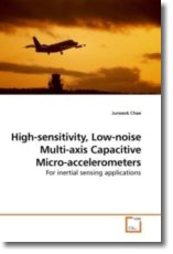 High-sensitivity, Low-noise Multi-axis Capacitive Micro-accelerometers