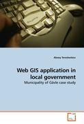 Web GIS application in local government