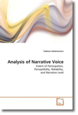 Analysis of Narrative Voice - Hailemariam, Tadesse