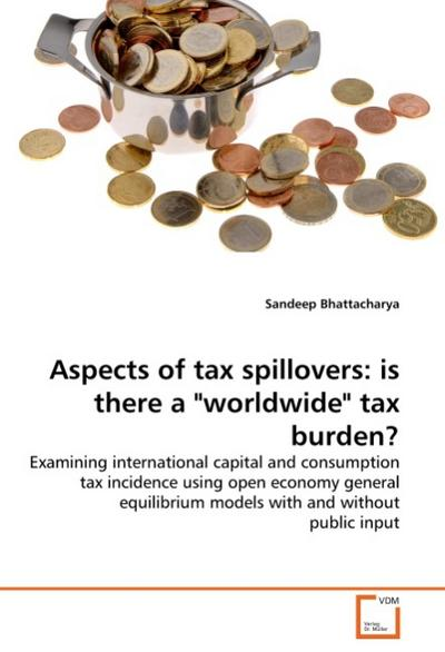 Aspects of tax spillovers: is there a