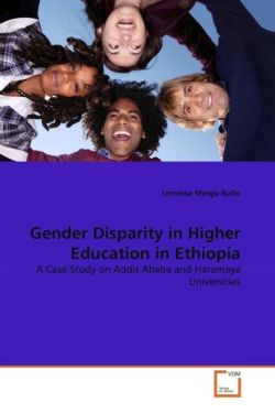 Gender Disparity in Higher Education in Ethiopia - Bulto, Lemessa Mergo