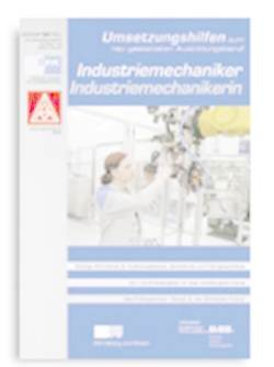 Industriemechaniker/Industriemechanikerin