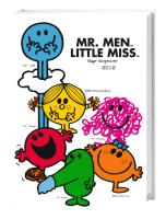 Mr Men & Little Miss Kalenderbuch 2012