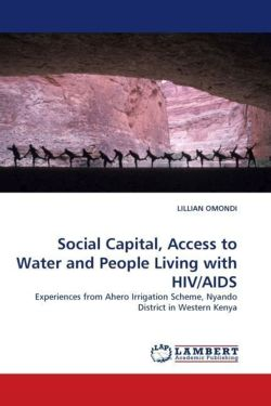 Social Capital, Access to Water and People Living with HIV/AIDS