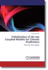 Initialization of Air-sea Coupled Models for Climate Predictions - Ham, Yoo-Geun
