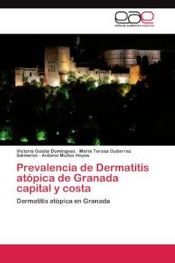 Prevalencia de Dermatitis atópica de Granada capital y costa