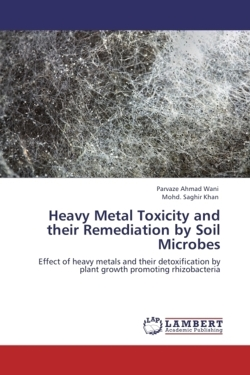 Heavy Metal Toxicity and their Remediation by Soil Microbes - Wani, Parvaze Ahmad / Khan, Mohd. Saghir