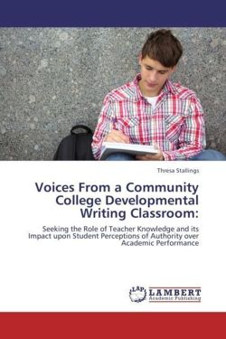 Voices From a Community College Developmental Writing Classroom: