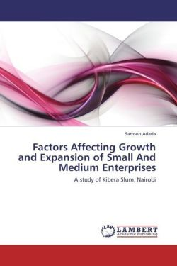 Factors Affecting Growth and Expansion of Small And Medium Enterprises