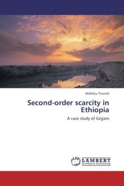 Second-order scarcity in Ethiopia: A case study of Gojjam
