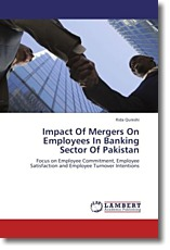 Impact Of Mergers On Employees In Banking Sector Of Pakistan - Qureshi, Rida
