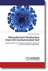 Biosurfactant Production from Oil Contaminated Soil - Banashettappa, Vijaya