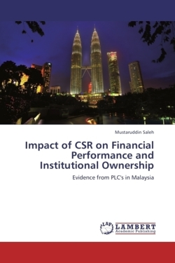 Impact of CSR on Financial Performance and Institutional Ownership - Saleh, Mustaruddin