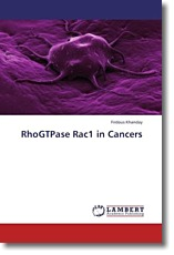 RhoGTPase Rac1 in Cancers - Khanday, Firdous