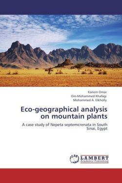 Eco-geographical analysis on mountain plants