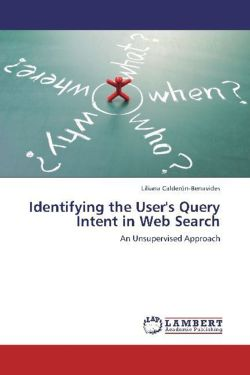 Identifying the User's Query Intent in Web Search - Calderón-Benavides, Liliana
