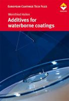 Additives for Waterborne Coatings (European Coatings Tech Files)