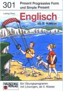 Englisch. Present Progressive Form and Simple Present
