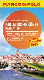 Kroatische Küste/Dalmatien MARCO POLO E-Book Reiseführer