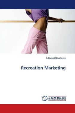 Recreation Marketing - Novatorov, Edouard