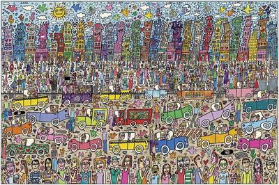 James Rizzi    Deutsch - Diverse