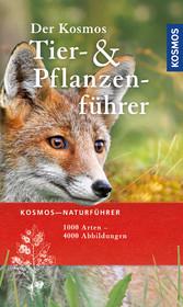 Der Kosmos Tier- und Pflanzenführer - Frank Hecker