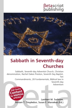 Sabbath in Seventh-day Churches