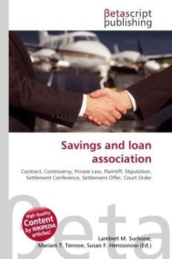 Savings and loan association