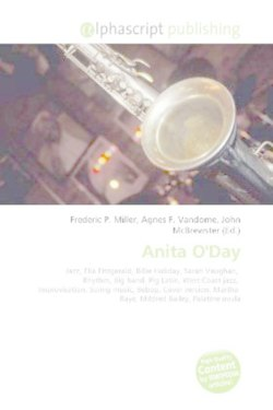 Anita O'Day: Jazz, Ella Fitzgerald, Billie Holiday, Sarah Vaughan,  Rhythm, Big band, Pig Latin, West Coast jazz,  Improvisation, Swing music, Bebop, ... Martha  Raye, Mildred Bailey, Palatine uvula