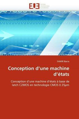 Conception d'une machine d'états