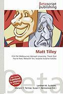 Matt Tilley