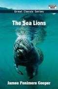 The Sea Lions - Cooper, James Fenimore