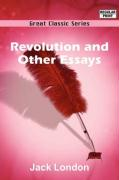 Revolution and Other Essays - London, Jack