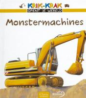 Monstermachines / druk 1 - Chamut, E.
