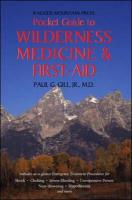 The Ragged Mountain Press Pocket Guide to Wilderness Medicine and First Aid