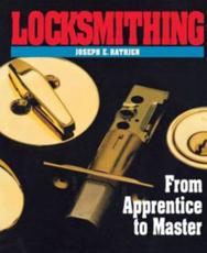 Locksmithing - Joseph E. Rathjen