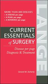 Essentials of Diagnosis & Treatment in Surgery - Doherty, Gerard M.