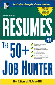 Resumes for 50+ Job Hunters - Editors of VGM Career Books