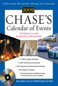Chase's Calendar of Events 2009 - Editors of Chase's Calendar of Events