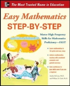 Easy Mathematics Step-By-Step - McCune, Sandra L. Clark, William D.